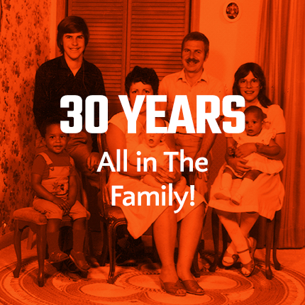 30 years - It
