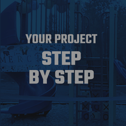 Your project - Step by step
